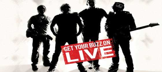 Chickenfoot: \'Get Your Buzz On Live\'