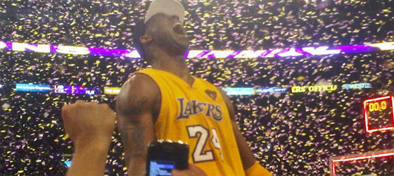 Lakers Champions !