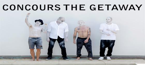 Concours The Getaway - Rhcpfrance